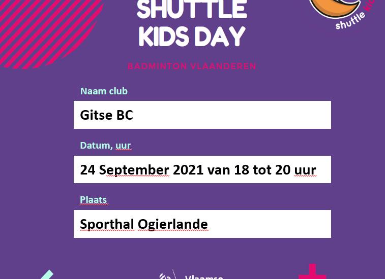 Shuttle Kids Day 2021